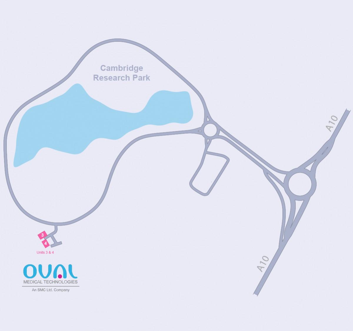 Map Cambridge Research Park-01